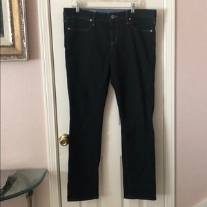 New GAP Always Skinny Dark Wash Denim Jeans